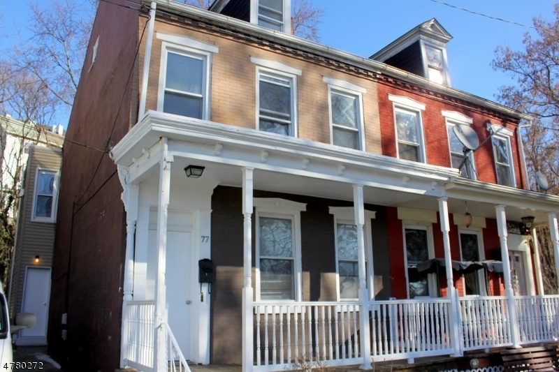 Single Family Home for Rent at 77-B Brainard Street Phillipsburg, New Jersey 08865 United States