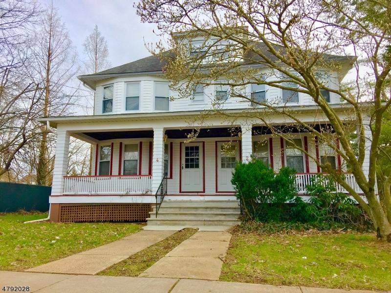 Casa multifamiliare per Vendita alle ore 2 Grant Avenue Somerville, New Jersey 08876 Stati Uniti