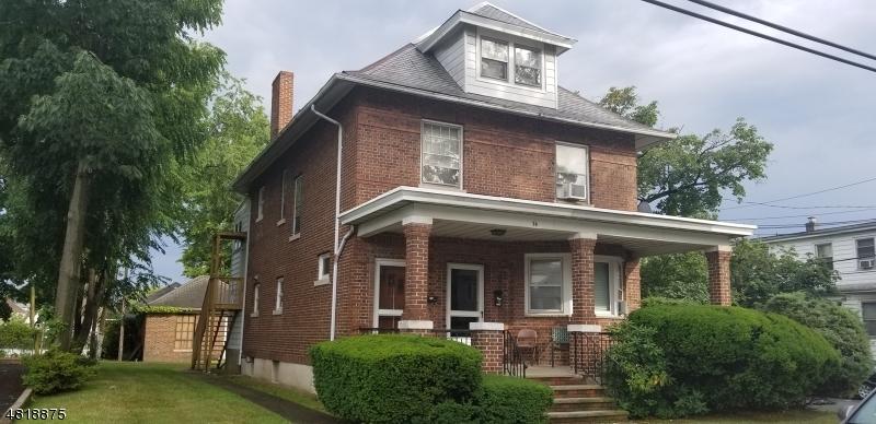 Многосемейный дом для того Продажа на 74 ZABRISKIE Street Haledon, Нью-Джерси 07508 Соединенные Штаты
