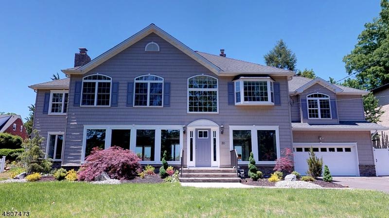 獨棟家庭住宅 為 出售 在 30 PARKWAY Drive Clark, 新澤西州 07066 美國
