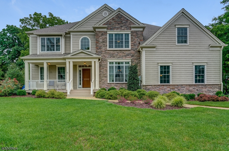 Single Family Home for Sale at 34 DEERFIELD Drive Florham Park, New Jersey 07932 United States