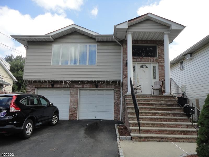 Single Family Home for Rent at 97 GARIBALDI Avenue Lodi, New Jersey 07644 United States