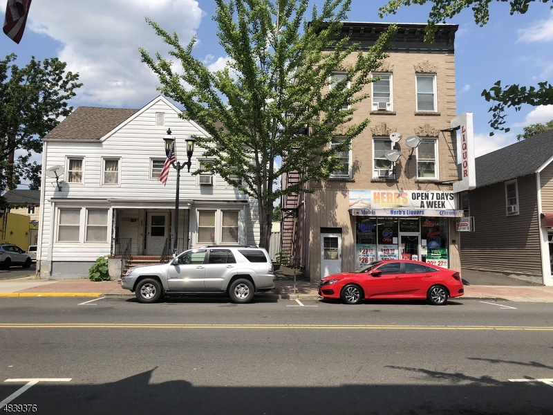 Commercial for Sale at 194 SOMERSET Street North Plainfield, New Jersey 07060 United States