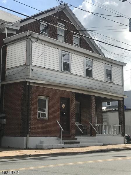 Многосемейный дом для того Продажа на 318 TALMAGE Avenue Bound Brook, Нью-Джерси 08805 Соединенные Штаты