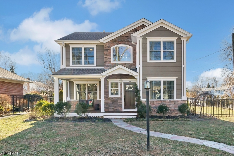Single Family Home for Sale at 344 HENRY ST 344 HENRY ST Scotch Plains, New Jersey 07076 United States