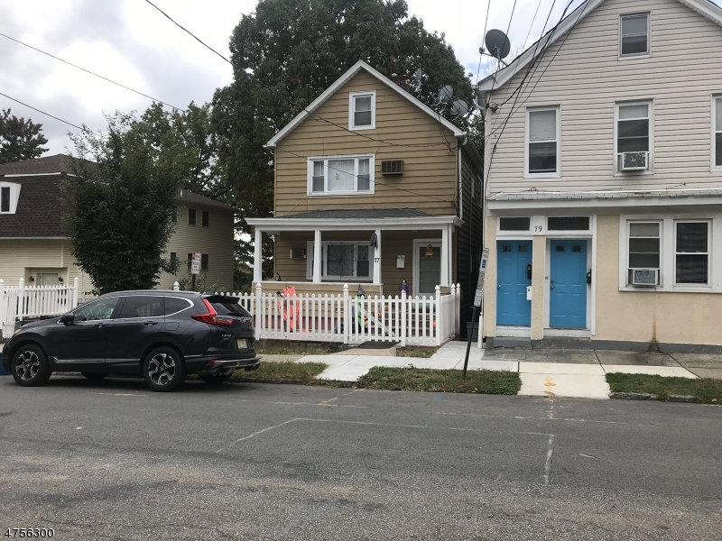 Многосемейный дом для того Продажа на 77 Wessington Avenue Garfield, Нью-Джерси 07026 Соединенные Штаты