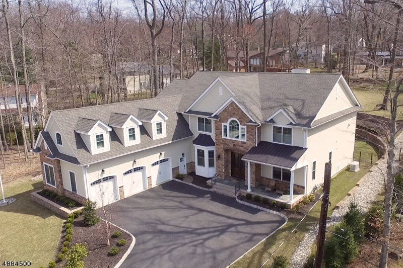 Single Family Home for Sale at 24 SHENANDOAH DR North Caldwell, New Jersey 07006 United States