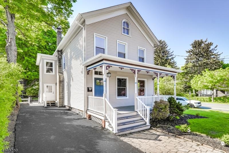 단독 가정 주택 용 매매 에 Hackettstown, 뉴저지 07840 미국