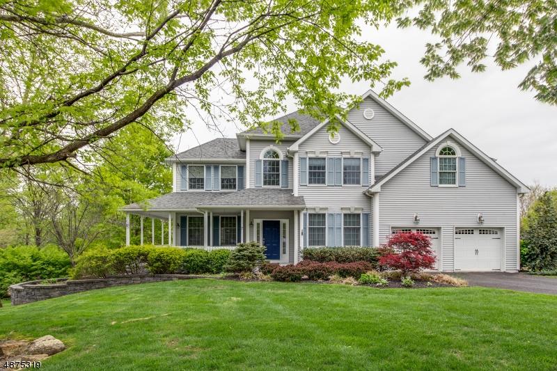 Single Family Homes för Försäljning vid Peapack Gladstone, New Jersey 07977 Förenta staterna