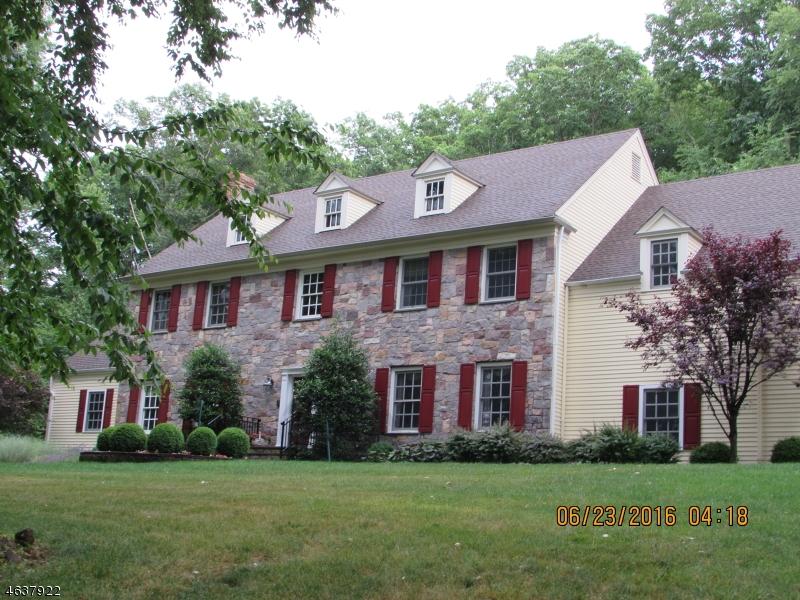 Single Family Home for Sale at 4 Shenandoah Court Califon, 07830 United States