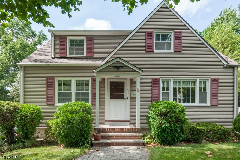 Single Family Home for Sale at 57 Shady Lane Fanwood, 07023 United States