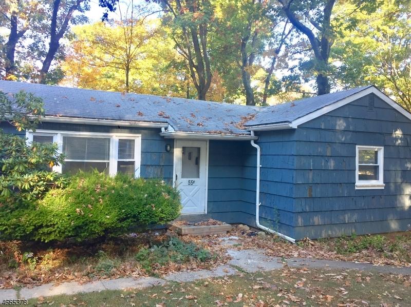 Частный односемейный дом для того Аренда на 55 Oneida Ave front unit Landing, Нью-Джерси 07850 Соединенные Штаты