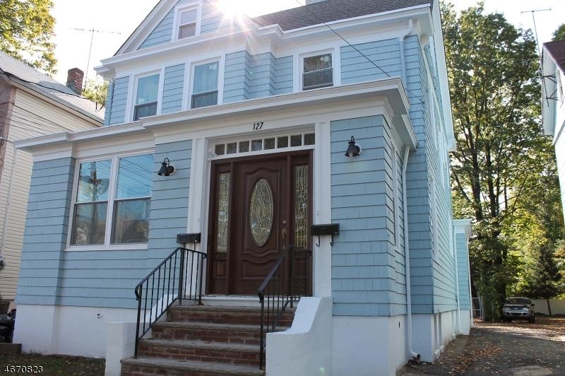 独户住宅 为 出租 在 127 W 3rd Avenue 罗塞尔, 07203 美国
