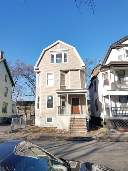 Multi-Family Home for Sale at 205 N Clinton Street East Orange, 07017 United States