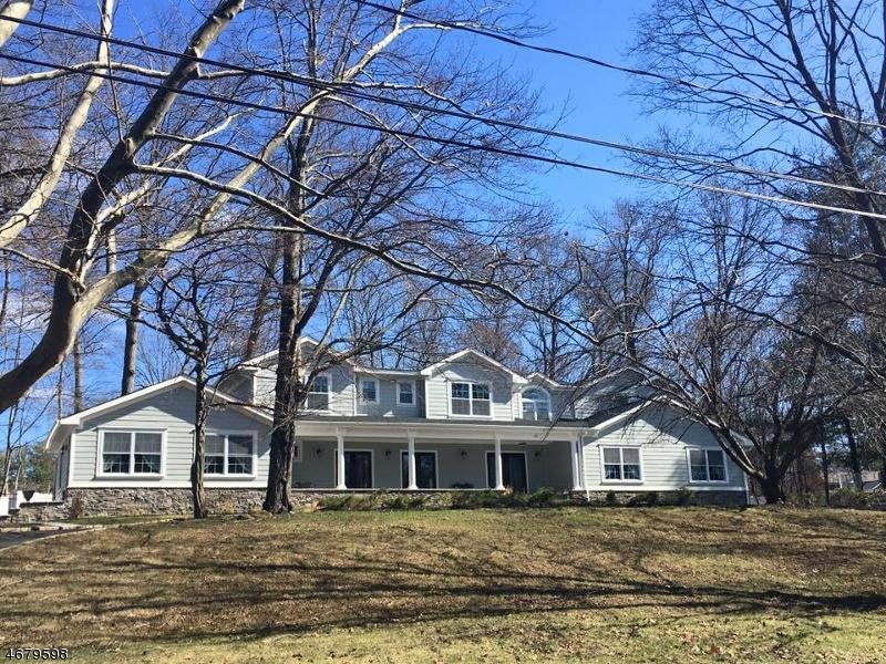 独户住宅 为 销售 在 27 Stratford Drive 利文斯顿, 07039 美国