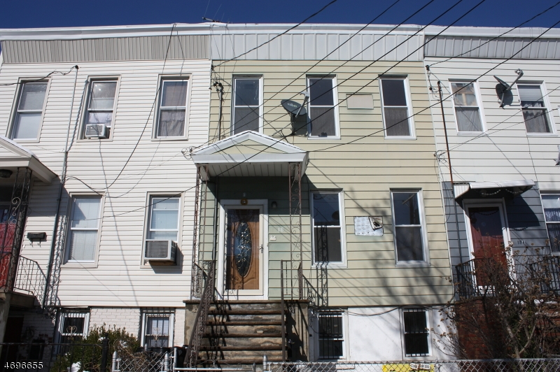 Single Family Home for Rent at 18 Paterson Street Jersey City, New Jersey 07307 United States