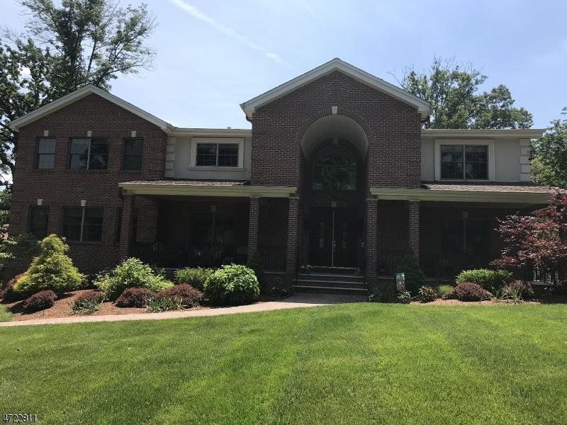 独户住宅 为 销售 在 11 Fellswood Drive 维罗纳, 新泽西州 07044 美国