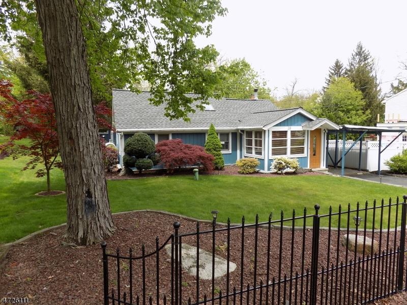 Casa Unifamiliar por un Alquiler en 28 Oriole Road Oak Ridge, Nueva Jersey 07438 Estados Unidos