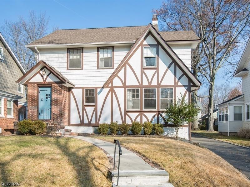 Casa Unifamiliar por un Venta en 117 Oakland Road Maplewood, Nueva Jersey 07040 Estados Unidos