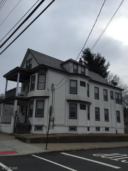 Многосемейный дом для того Продажа на 315 Haledon Avenue Haledon, Нью-Джерси 07508 Соединенные Штаты