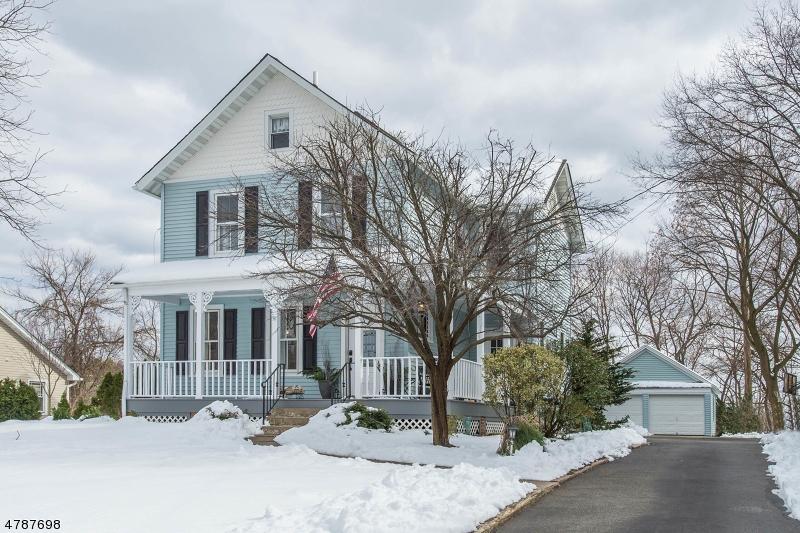 Casa Unifamiliar por un Venta en 366 Harristown Road Glen Rock, Nueva Jersey 07452 Estados Unidos