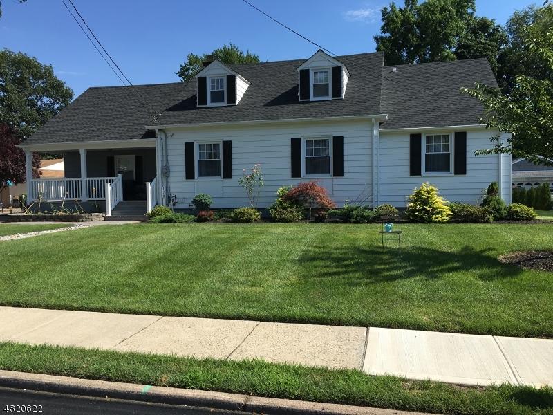 Casa Unifamiliar por un Venta en 164 CEDAR Avenue Hawthorne, Nueva Jersey 07506 Estados Unidos