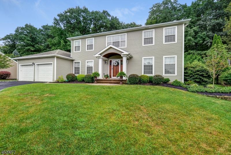 獨棟家庭住宅 為 出售 在 245 KILLARNEY Drive Berkeley Heights, 新澤西州 07922 美國