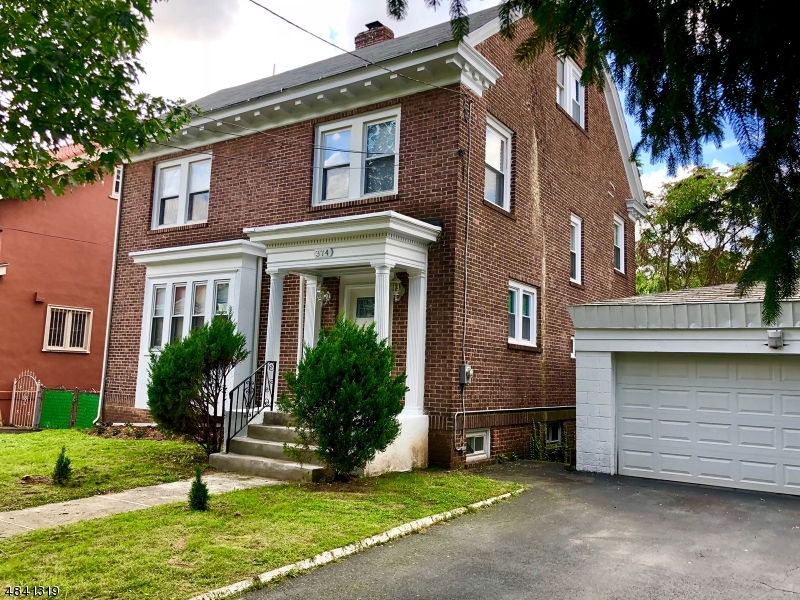 Single Family Home for Sale at 374 HIGHLAND AVE 374 HIGHLAND AVE Newark, New Jersey 07104 United States
