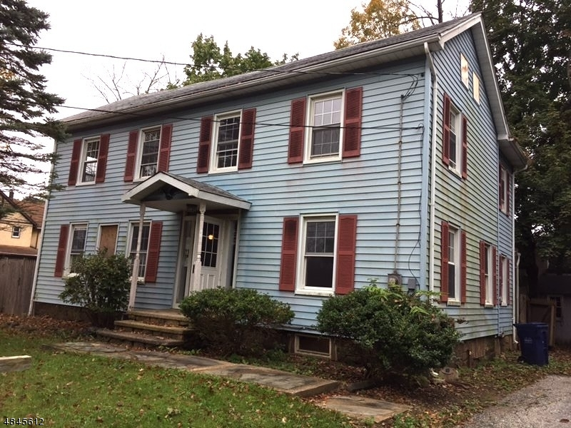 Single Family Home for Sale at 17 HIGH ST 17 HIGH ST Andover, New Jersey 07821 United States