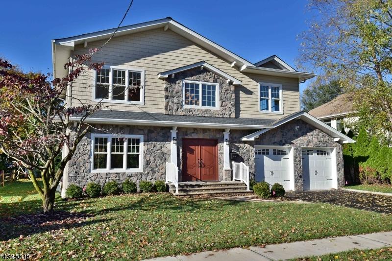 Maison unifamiliale pour l Vente à 18 HILLERY ST 1X Fair Lawn, New Jersey 07410 États-Unis