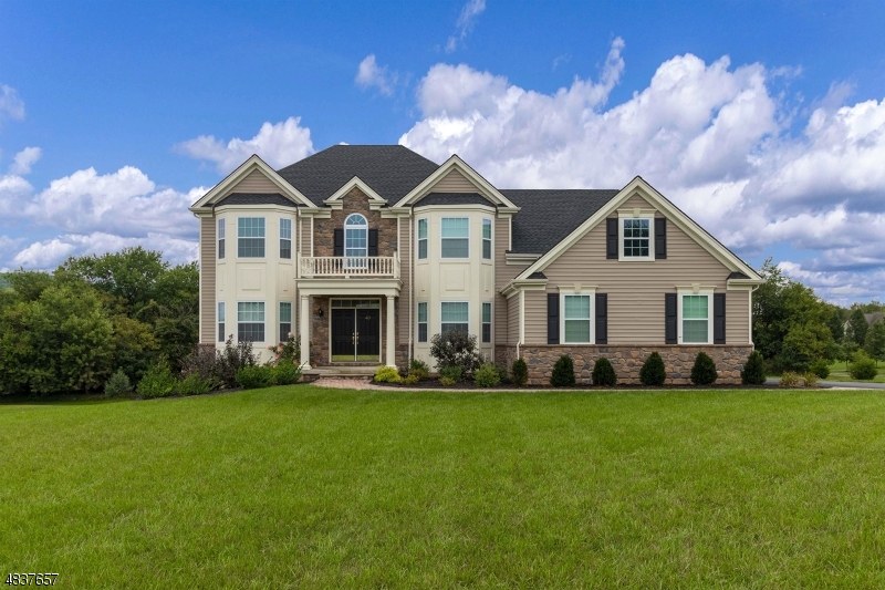 Single Family Home for Sale at 40 HIGHLANDS WAY Lopatcong, New Jersey 08865 United States