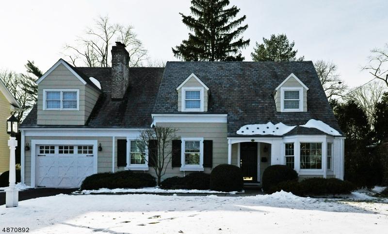 Частный односемейный дом для того Продажа на 39 MORTON Drive Ramsey, Нью-Джерси 07446 Соединенные Штаты