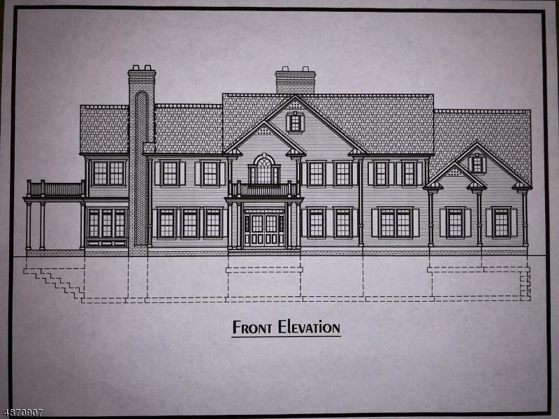 Частный односемейный дом для того Продажа на 65 Village Road Harding Township, Нью-Джерси 07976 Соединенные Штаты