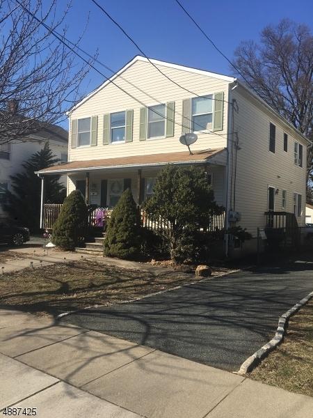 Многосемейный дом для того Продажа на 33 MAPLE Street Bloomfield, Нью-Джерси 07003 Соединенные Штаты