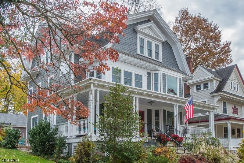 Single Family Homes för Försäljning vid Morristown, New Jersey 07960 Förenta staterna