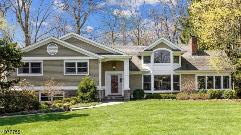 Single Family Homes için Satış at Morris Township, New Jersey 07960 Amerika Birleşik Devletleri