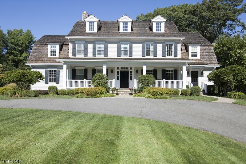 独户住宅 为 销售 在 9 Twin Field Lane 莫里斯敦, 07960 美国