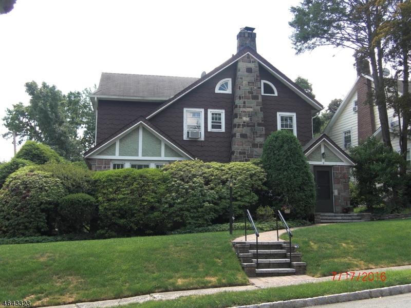 Casa Unifamiliar por un Venta en 2 Lowell Place West Orange, Nueva Jersey 07052 Estados Unidos