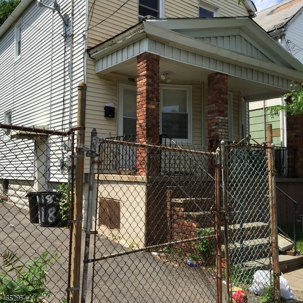 Single Family Home for Sale at 311 S 18th Street Newark, New Jersey 07103 United States