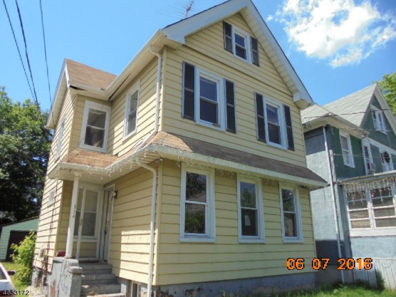 Maison unifamiliale pour l Vente à Address Not Available Plainfield, New Jersey 07063 États-Unis