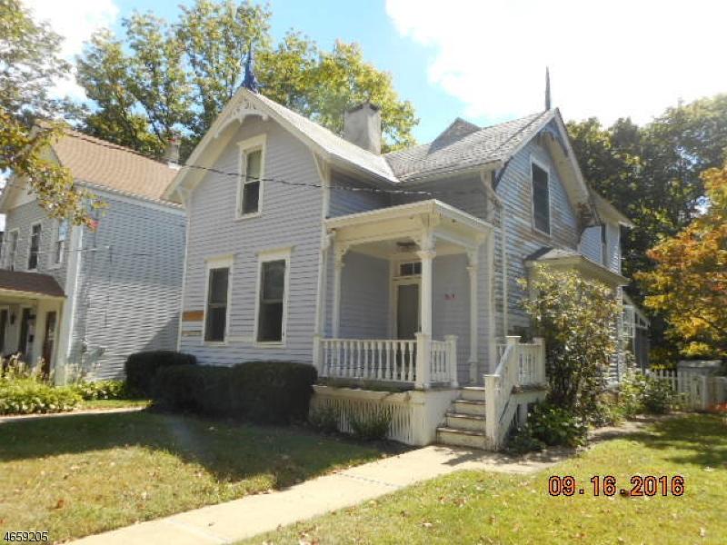 Частный односемейный дом для того Аренда на 505 W Plane Street Hackettstown, 07840 Соединенные Штаты