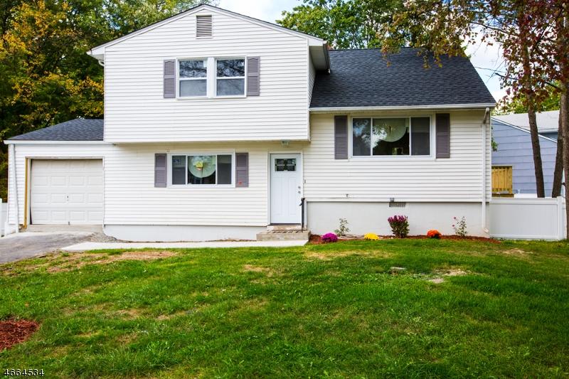 独户住宅 为 销售 在 41 Columbia Street Wharton, 07885 美国