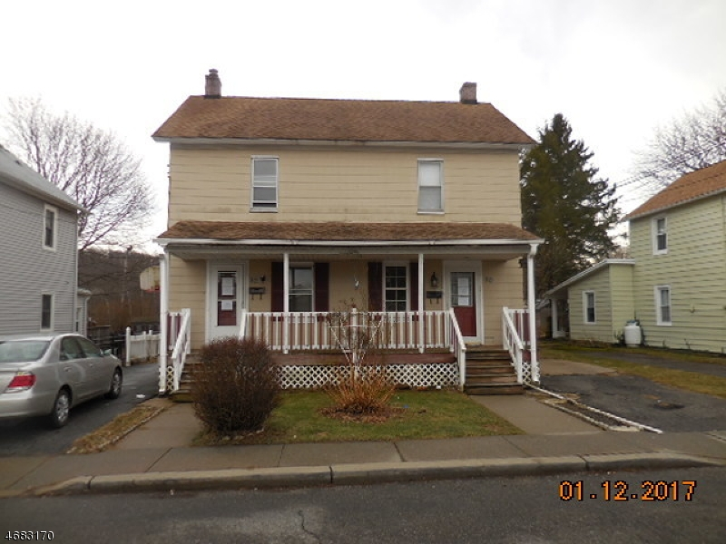 Multi-Family Home for Sale at 80-82 StreetOLL Street Netcong, 07857 United States