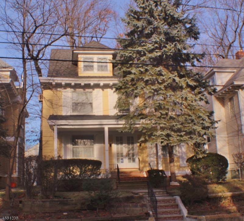 Частный односемейный дом для того Продажа на 259 Stirling Avenue Orange, Нью-Джерси 07050 Соединенные Штаты