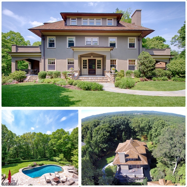 Single Family Home for Sale at 90 Tower Hill Road Mountain Lakes, New Jersey 07046 United States