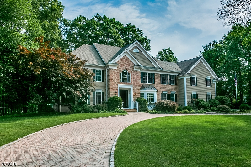 Single Family Home for Rent at 21 Cameron Court Basking Ridge, New Jersey 07920 United States