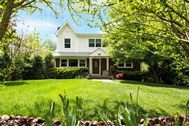 Частный односемейный дом для того Продажа на 47 Division Avenue New Providence, Нью-Джерси 07901 Соединенные Штаты