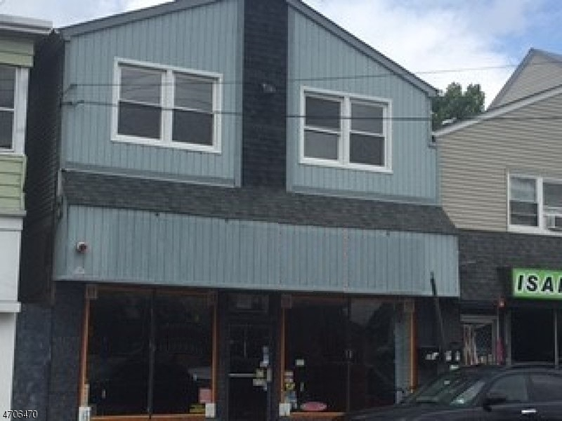Commercial for Sale at 281 Belmont Avenue Haledon, New Jersey 07508 United States