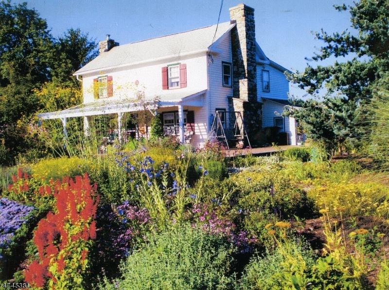 Частный односемейный дом для того Продажа на 20 Hillcrest Drive Great Meadows, Нью-Джерси 07838 Соединенные Штаты