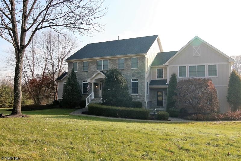 Maison unifamiliale pour l Vente à 3 Doefield Road Lebanon, New Jersey 07830 États-Unis
